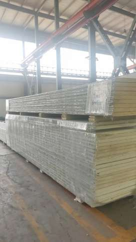 Paneles de Poliuretano 50 milimetros