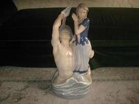 Porcelana ROYAL COPPENAGEN60 cms de alta
