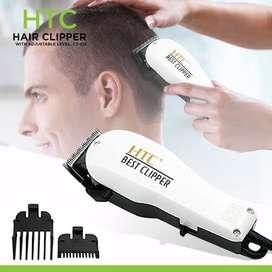 Maquina HTC Profesional HAIR CLIPPER, ORIGINAL Peluqueria Barba Afeitar Corta pelo Cabello Axilas Recortadora Garantizad