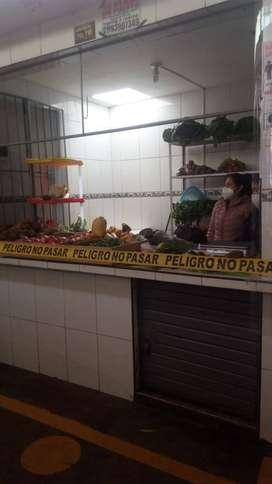 vendo local en mercado tupac amaru en comas