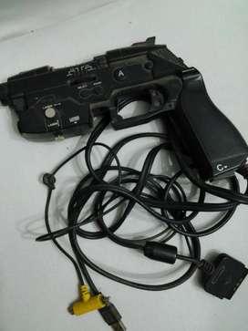 Pistola para Play 2