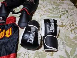 Protectores de Kickboxing