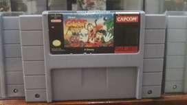 Goof Troop Snes Super Nintendo N64