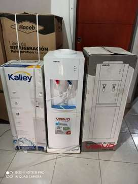 Dispensadores de agua Kalley o visivo