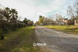 Venta de terrenos en Piñero financiado en cuotas fijas en pesos