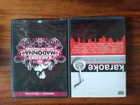 DVD Karaoke originales