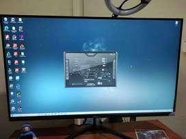 Vendo pantalla janus 32` 144 hz a 1 ms de respuesta