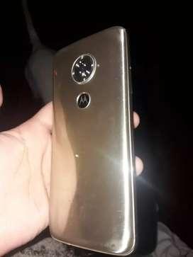 Vendo celular Motorola moto g 6play