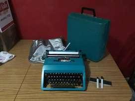 Vendo Máquina de Escribir Olivetti