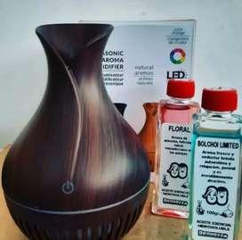 Aromatizador, difusor de aromas con escencia
