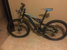Vendo Bicicleta Santana Afs1 Aluminio