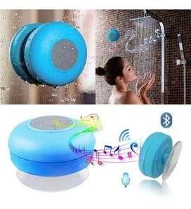 Parlante Bluetooth Recargable Ducha Pileta Resistente Agua $