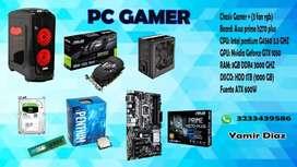 PC GAMER GTX leer descripción