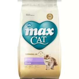 Max Cat Gatitos 1 kg