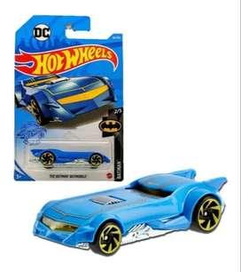 Carro Colección Hot Wheels The Batman Batmobile Mattel