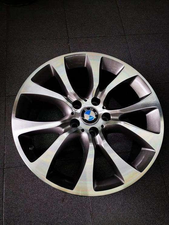 RINES DE LUJO RIN 19 BMW ORIGINALES, 5H CASE 120, ESTADO 10/10, RECIBO TUS USADOS, INSTALADOS CON VALVULAS DE LUJO 0