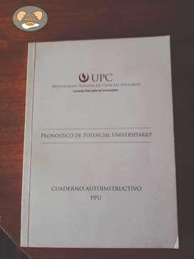 LIBRO PREPARATORIA UPC