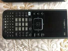 Calculadora graficadora Texas CX CAS