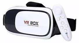 Vendo lentes de realidad virtual 3D