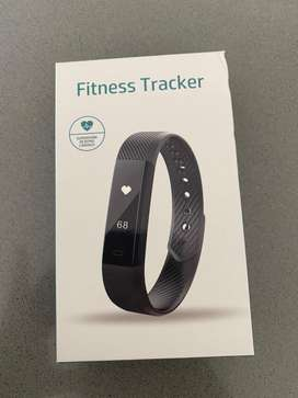 Reloj inteligente fitness tracker