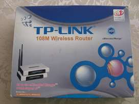 ROUTER TP-LINK 108M XR Extended Range NUEVO