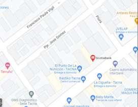 Propiedad Tacna Urbanización Gonzales Vigil
