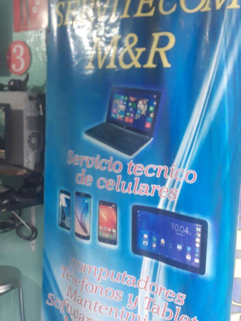Servicio Tecnico en Dispositivos Moviles 0