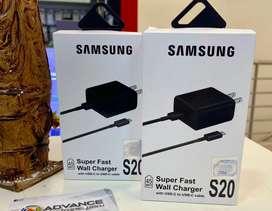 Cargador Samsung Tipo C - C / 45w