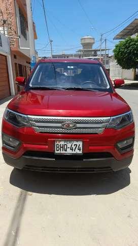 VENDO CAMIONETA SUV- TRES HILERAS ASIENTOS