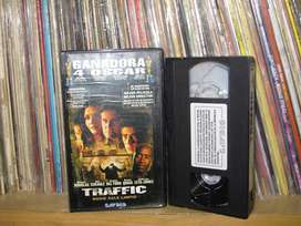 Traffic - 2000 VHS ARG - Benicio Del Toro