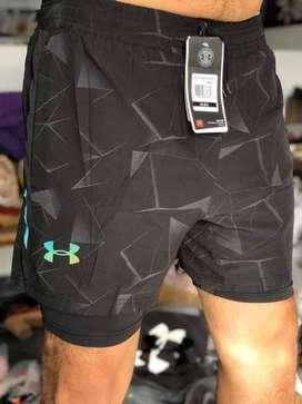 Pantaloneta Futbolera  bermuda adidas Nike Gama alta