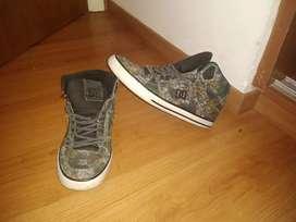 Zapatillas DC botitas