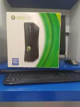 Xbox 360 + 60 Juegos incluidos