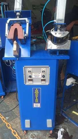 Aplicador de puntera y contrafuerte maquinas para calzado