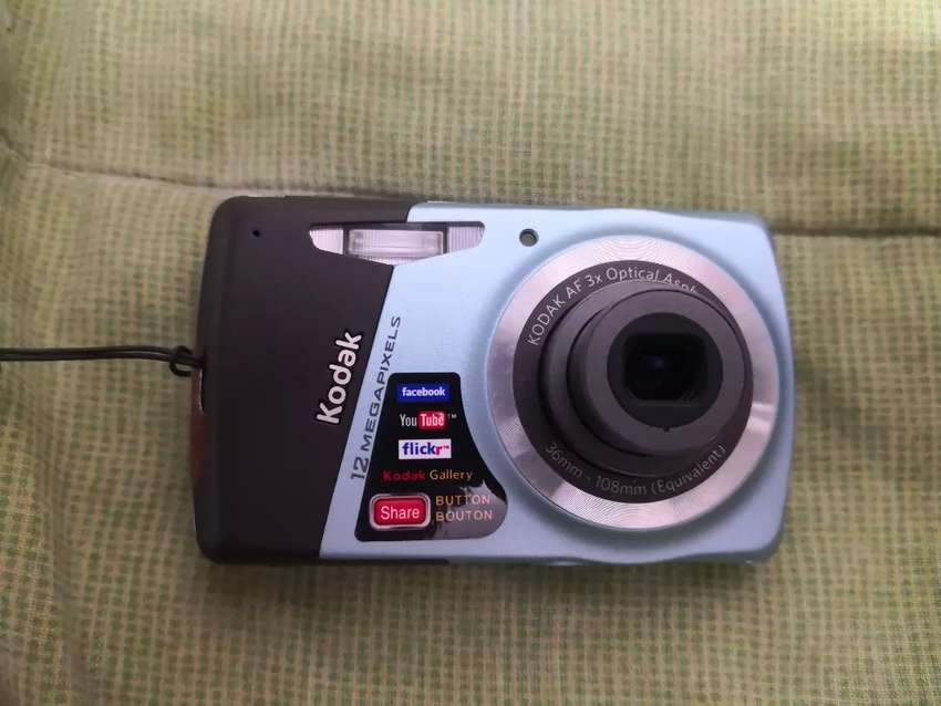 Cámara Kodak 0