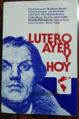 LUTERO AYER Y HOY