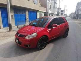Vendo mi Suzuky SX4 Mecánico Hatchback FULL