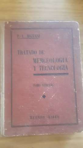 Tratado de Merceología y tecnología