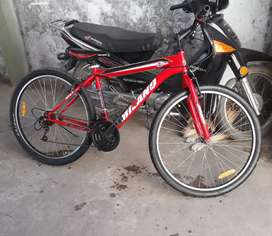 Permuto por otra bicicleta