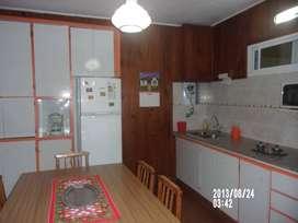 alquilo casa en Necochea capacidad hasta 8 personas