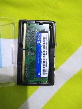 Memoria DDR4 DE 4GB