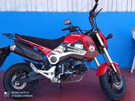 Moto Advance Modelo Monkey 125