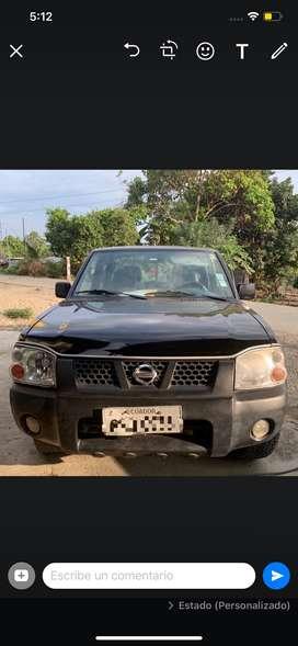 Nissan frontier 2012 4x4