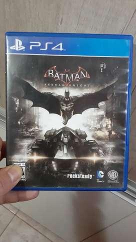 Canjeo Batman arkham knight