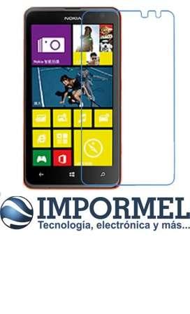 Mica Nokia Lumia 625 Nano Material Anti Golpes Impormel