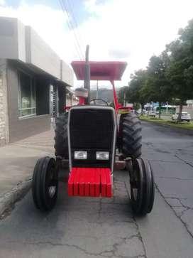 Tractor agrícola marca massey ferguson 290