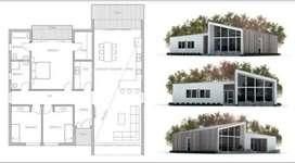Levantamiento arquitectónico,  medición inmuebles vivienda comercio oficinas