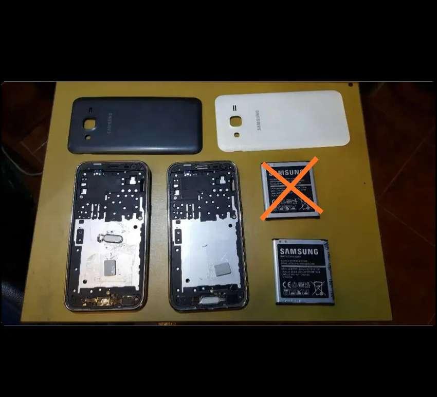 Samsung J2, Falta Colocar a Ambos Modulo