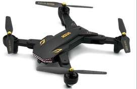 Dron plegable RC con 720P gran angular HD Cámara FPV Quadcopter helicóptero Mini Dron otrc