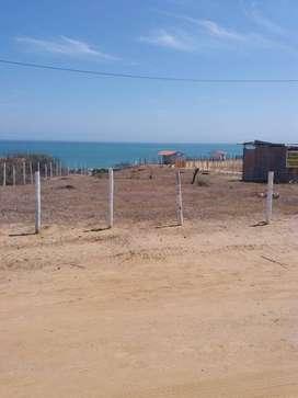 Balneareo Punta Sal,  terreno con vista al mar